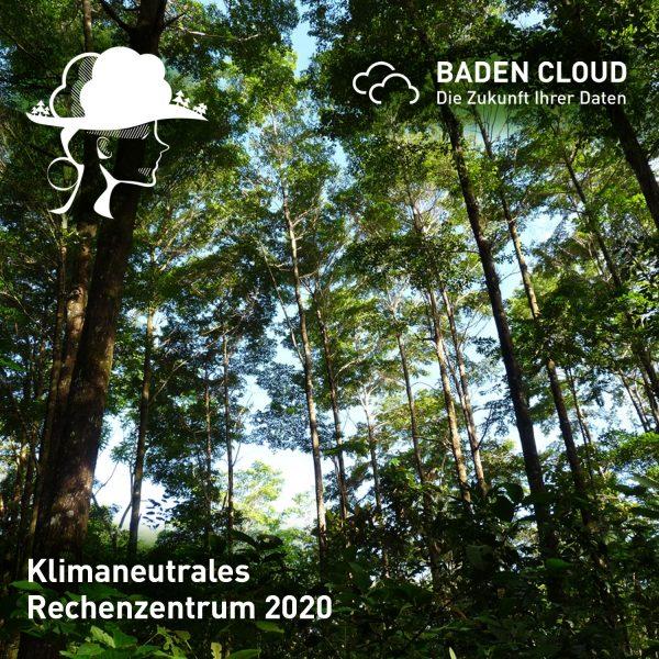 CO2 Neutralität in der BADEN CLOUD®